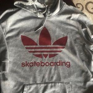 Adidas Skateboarding Hoodie Sweatshirt XL